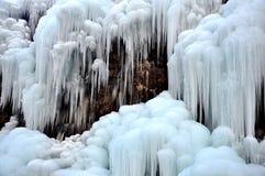 Ο κόσμος πάγου Στοκ Φωτογραφία