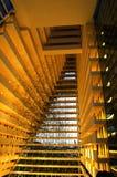 Ο κόλπος μαρινών στρώνει με άμμο την εσωτερική Σιγκαπούρη Στοκ Εικόνες