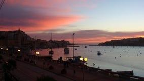 Ο κόλπος συναντά τον ωκεανό Στοκ φωτογραφίες με δικαίωμα ελεύθερης χρήσης