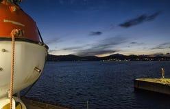Ο κόλπος Golfo Aranci Στοκ φωτογραφία με δικαίωμα ελεύθερης χρήσης