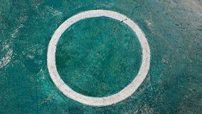 Ο κύκλος σε απευθείας σύνδεση Στοκ Εικόνα