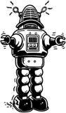 Ο κύριος Robot Στοκ εικόνες με δικαίωμα ελεύθερης χρήσης