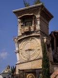 Ο κλίνοντας πύργος του Tbilisi. Στοκ εικόνα με δικαίωμα ελεύθερης χρήσης
