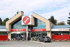 Ο κ. κατάστημα κατοικίδιων ζώων Στοκ Εικόνες