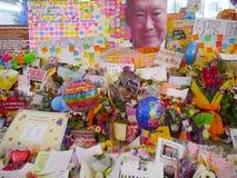 Ο κ. Lee Kuan Yew (16 09 1923 - 23 03 2015) Στοκ Εικόνες
