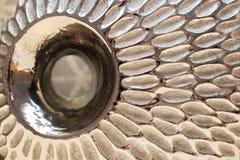 Ο λαμπτήρας χάλυβα για το φωτισμό, φωτίζει το λαμπτήρα Στοκ Φωτογραφίες