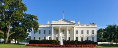 Ο Λευκός Οίκος - Washington DC, Ηνωμένες Πολιτείες Στοκ Εικόνες