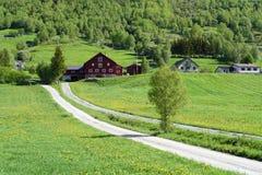 ο λόφος χωρών στεγάζει το Στοκ φωτογραφίες με δικαίωμα ελεύθερης χρήσης