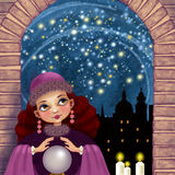 Ο μαγικός μιας έναστρης νύχτας
