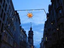 Ο μαγικός των διακοπών Στοκ φωτογραφίες με δικαίωμα ελεύθερης χρήσης
