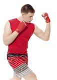 Ο μαχητής στοκ φωτογραφία με δικαίωμα ελεύθερης χρήσης