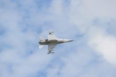 F-16 airshow Στοκ Φωτογραφία