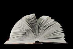 ο Μαύρος Βίβλων απομόνωσε Στοκ Φωτογραφία