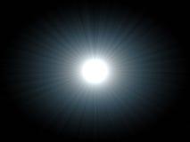 ο Μαύρος εκρήγνυται Στοκ Εικόνες