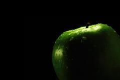 ο Μαύρος μήλων Στοκ φωτογραφία με δικαίωμα ελεύθερης χρήσης