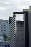 Ο μαύρος πάνθηρας Στοκ φωτογραφία με δικαίωμα ελεύθερης χρήσης