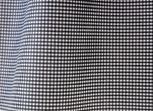 ο Μαύρος 2 ανασκόπησης έλεγξε το λευκό Στοκ Εικόνα