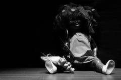 Ο Μαύρος Στοκ εικόνα με δικαίωμα ελεύθερης χρήσης