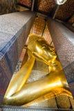 Ο μεγάλος Βούδας σε Wat Po, ναός Wat Po Στοκ Φωτογραφίες
