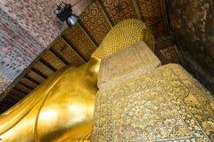 Ο μεγάλος Βούδας σε Wat Po Στοκ φωτογραφίες με δικαίωμα ελεύθερης χρήσης