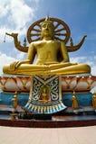 ο μεγάλος Βούδας Στοκ φωτογραφίες με δικαίωμα ελεύθερης χρήσης