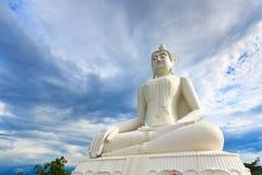 ο μεγάλος Βούδας Στοκ Φωτογραφίες