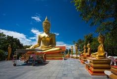 Ο μεγάλος Βούδας. Στοκ Φωτογραφία