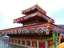 Ο μεγάλος Βούδας Dordenma, Thimphu, Μπουτάν στοκ φωτογραφία με δικαίωμα ελεύθερης χρήσης