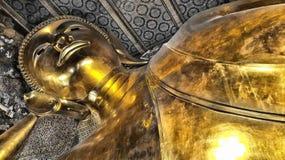 Ο μεγάλος Βούδας Wat Pho στοκ εικόνες