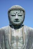Ο μεγάλος Βούδας å¤§ä»  Daibutsu Kamakura Στοκ Εικόνες