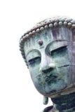 Ο μεγάλος Βούδας σε Kamakura Στοκ Φωτογραφία