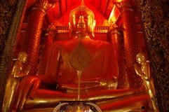 Ο μεγάλος Βούδας στην Ταϊλάνδη Στοκ εικόνα με δικαίωμα ελεύθερης χρήσης