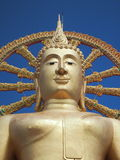 Ο μεγάλος Βούδας στοκ εικόνα