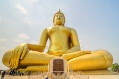Ο μεγάλος Βούδας Angthong, Ταϊλάνδη Στοκ φωτογραφία με δικαίωμα ελεύθερης χρήσης
