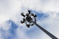 Ο μεγάλος στους φωτισμούς Στοκ Εικόνες