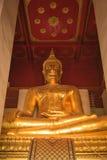 Ο μεγάλος χρυσός Βούδας Στοκ φωτογραφίες με δικαίωμα ελεύθερης χρήσης