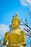 Ο μεγαλύτερος Βούδας στην Ταϊλάνδη Στοκ φωτογραφία με δικαίωμα ελεύθερης χρήσης