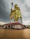 Ο μεγαλύτερος χρυσός Βούδας στοκ εικόνα