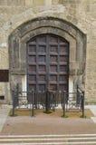 Ο μεσαιωνικός Γκέιτς, Tarquinia Στοκ φωτογραφία με δικαίωμα ελεύθερης χρήσης