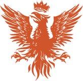 Ο μεσαιωνικός Phoenix Στοκ Φωτογραφίες