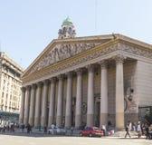 Ο μητροπολιτικός καθεδρικός ναός του Μπουένος Άιρες aires buenos της Αργεντινής Στοκ εικόνα με δικαίωμα ελεύθερης χρήσης