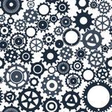 Ο μηχανικοί Μαύρος και γκρι εργαλείων Στοκ Εικόνες