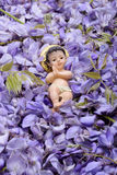 Ο μικρός Ιησούς Στοκ Εικόνα