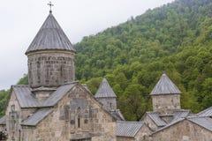 13$ο μοναστήρι haghartsin αιώνα της Αρμενίας Το αρχαίο mon Στοκ Εικόνα
