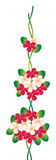 Ο Μπους λουλουδιών Στοκ φωτογραφίες με δικαίωμα ελεύθερης χρήσης