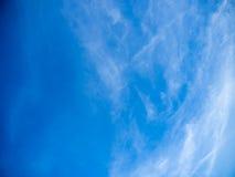 Ο μπλε ουρανός καλύπτει το υπόβαθρο Στοκ φωτογραφίες με δικαίωμα ελεύθερης χρήσης