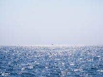 Ο μπλε ωκεανός Στοκ Φωτογραφία