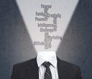 Ο νέος επιχειρηματίας στοκ εικόνα με δικαίωμα ελεύθερης χρήσης