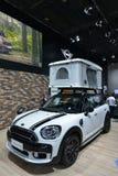 Ο νέος ΜΙΝΙ χωρικός SUV Στοκ φωτογραφία με δικαίωμα ελεύθερης χρήσης