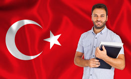 Τουρκική γλώσσα Στοκ φωτογραφίες με δικαίωμα ελεύθερης χρήσης